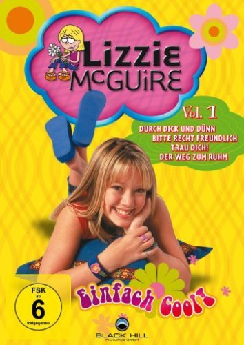 Lizzie McGuire Vol.  1 -- via Amazon Partnerprogramm