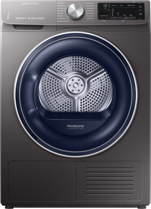 Samsung DV8AN62532X heat pump dryer