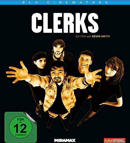 Clerks (OmU) (Blu-ray)