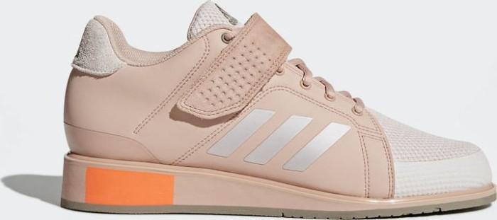 premium selection e237e 0a112 adidas Power Perfect 3 pink chalk pearl ash pearl (DA9882)