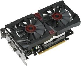 ASUS Strix GeForce GTX 750 Ti OC, STRIX-GTX750Ti-DC2OC-4GD5, 4GB GDDR5, DVI, HDMI, DP (90YV07L0-M0NA00)