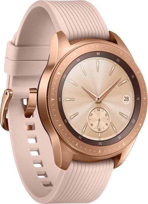 Samsung Galaxy Watch R810 42mm Rose Gold Starting From 229 00