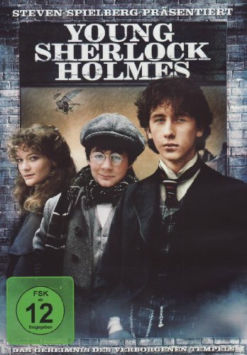 Young Sherlock Holmes -- via Amazon Partnerprogramm