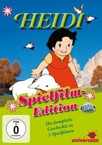 Heidi Spielfilm-Edition
