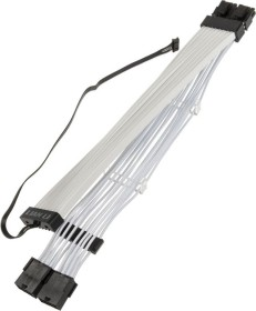 Lian Li Strimer Plus, 6/8-Pin PCIe extension cable, RGB illuminated