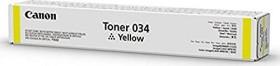 Canon Toner 034Y gelb (9451B001)