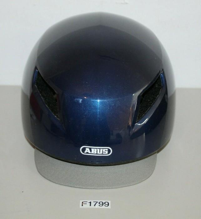 Radsport Abus Fahrradhelm Yadd-I-I streak blue Gr.L 58-61 cm