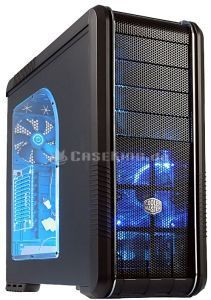 Cooler Master CM 690 II Lite with side panel window (RC-692-KWN3) -- © caseking.de