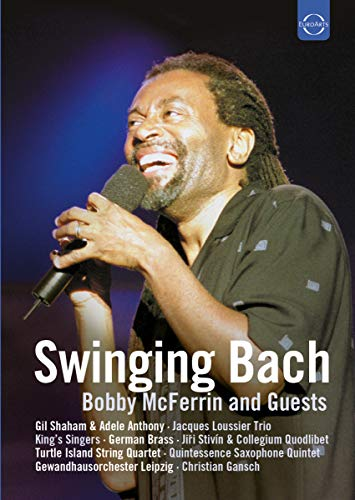 Bobby McFerrin - Swinging Bach -- via Amazon Partnerprogramm