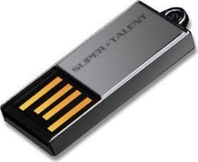 Super Talent Pico-C Nickel 8GB, USB-A 2.0 (STU8GPCN)