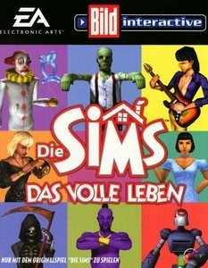 Die Sims - Das volle Leben (Add-on) (German) (PC)