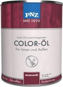 PNZ Coloröl Natur-Holzfarbe Holzschutzmittel silbergrau, 250ml