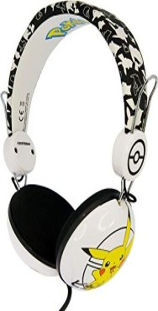 OTL Pokemon Pikachu Japanese Tween Headphones (PK0603)