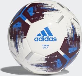 adidas Team Sala Ball white/maroon/blue/silver metallic (CZ2231)