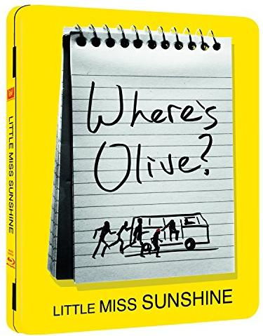 Little Miss Sunshine (Blu-ray) -- via Amazon Partnerprogramm
