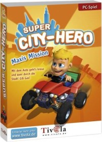 Super City Hero - Maxis Mission (PC)