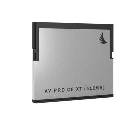 Angelbird R550/W450 CFast 2.0 CompactFlash Card [CFAST2.0] AV PRO XT 512GB (AVP512CFXT)