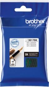 Brother Tinte LC3617BK schwarz