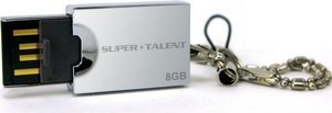 Super Talent Pico-E Chrom 4GB, USB-A 2.0 (STU4GPES)