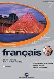 digital Publishing interactive language tour V7: vocabulary trainer français (PC)