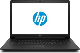 HP 17-ca0010ng Jet Black, A6-9225, 8GB RAM, 256GB SSD, DE (4AV81EA#ABD)