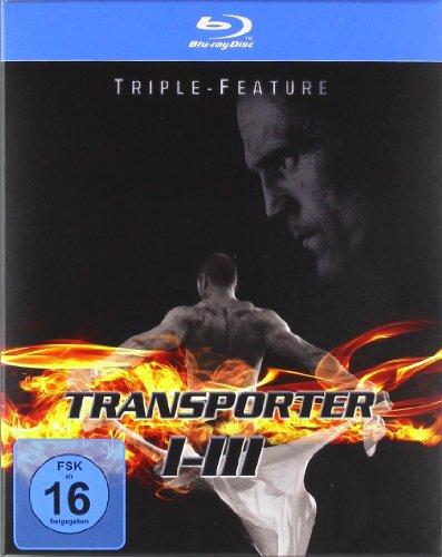 The Transporter Box (Filme 1-3) (Blu-ray) -- via Amazon Partnerprogramm