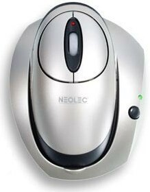 Neolec Airview 805RF optical wireless mouse (Cordless Optical), PS/2 & USB (206701)