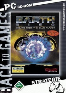 Earth 2150: Escape from the Blue Planet (German) (PC)