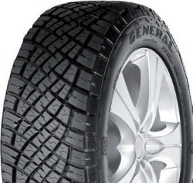 General Tire Grabber AT 265/70 R17 121/118Q