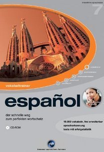 digital Publishing: interactive language tour V7: vocabulary trainer Spanish (PC)