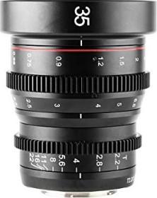 Meike 35mm T2.2 Cinema für Micro-Four-Thirds
