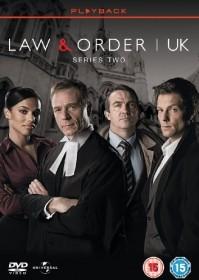 Law & Order Season 2 (UK)
