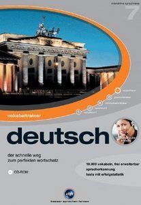 digital Publishing: interactive language tour V7: vocabulary trainer German (PC)