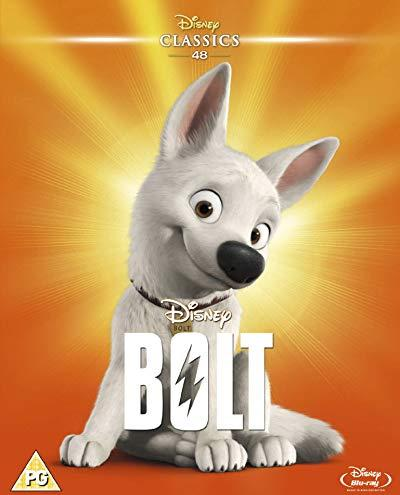 Bolt (Blu-ray) (UK) -- via Amazon Partnerprogramm