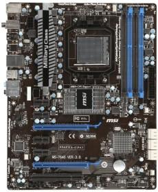 MSI 990FXA-GD65 (7640-030R)