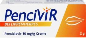 Omega Pencivir Lippenherpes Creme, 2g