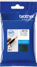 Brother Tinte LC3617C cyan
