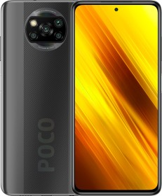Xiaomi Poco X3 NFC 64GB shadow grey