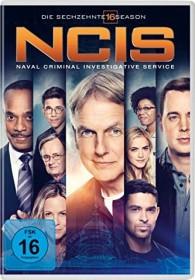 NCIS Season 16 (DVD)