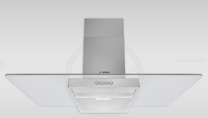 Bosch DWA092450 wall cooker hood -- © My-Solution.de