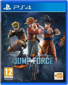 Jump Force - Collector's Edition (PS4)