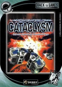 Homeworld: Cataclysm (niemiecki) (PC)