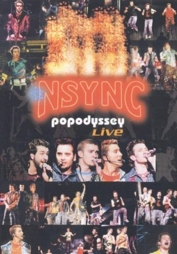 N Sync - Popodyssey Live -- via Amazon Partnerprogramm
