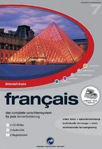 digital Publishing: interactive language tour V7: intensive course français (PC)