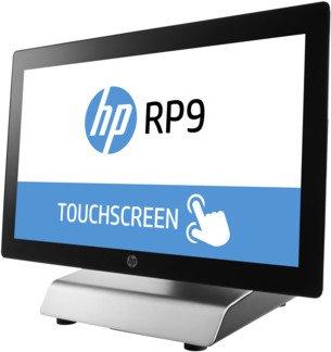 HP RP9 9018 G1 POS-System, Core i5-6500, 256GB SSD, Windows Embedded POSReady 7 64bit (T9B85EA#ABD)
