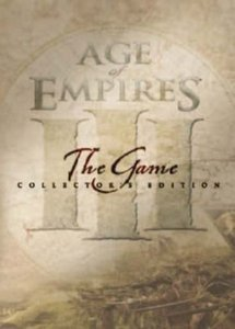 Age of Empires 3 - Gold Edition (German) (PC) (RJX-00004)