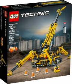 LEGO Technic - Compact Crawler Crane (42097)