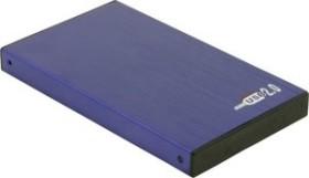 DeLOCK Gehäuse blau, USB 2.0 Micro-B (42365)