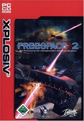 FreeSpace 2 (deutsch) (PC) -- via Amazon Partnerprogramm