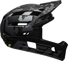 Bell Super Air R MIPS Fullface-Helm matte/gloss black camo (7113676/7113677/7113678)